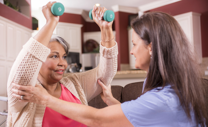 Physical Therapy - Flathead Choice Home Health Services